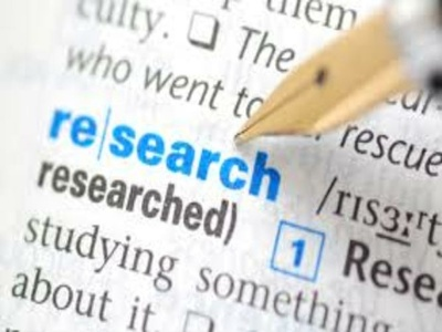 Write your academic research paper