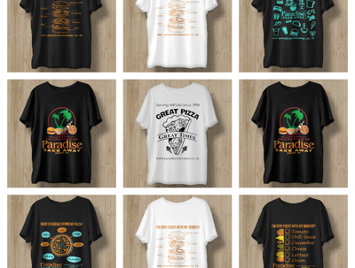 Design eye catching and premium quality  t.shirt design