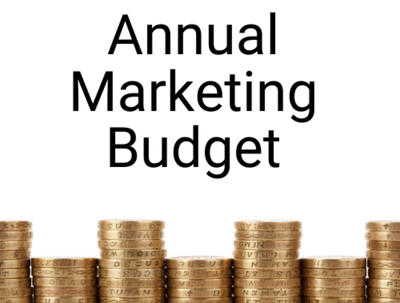 Calculate your annual marketing budget