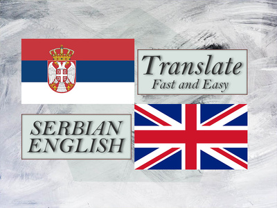 Translate up to 500 words from English to Serbian