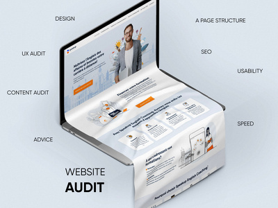 Do a professional website audit