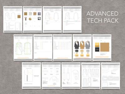 Create an ADVANCED tech pack