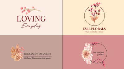 Design a botanical hand drawn, trendy, boho modern logo