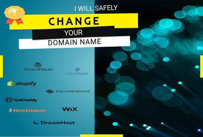 Safely change your domain name URL