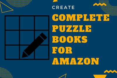 Design 100 puzzles for $50
