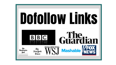 Dofollow Backlink From BBC, TheGuardian and more (301 redirects)