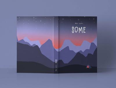 Create a minimal book or ebook or kindle cover design