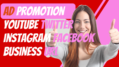 Add your Social Media or Business AD to my  Youtube Video