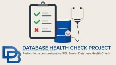 Perform Database Server Health Checks of SQL Server