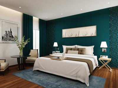 Architecture interior design and rendering