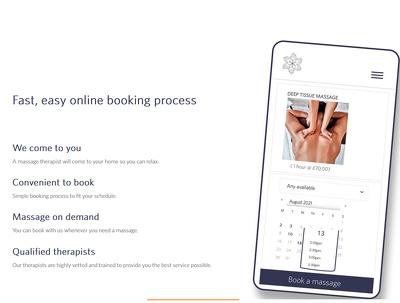 Design your website/app UI/UX screen (10 screens)