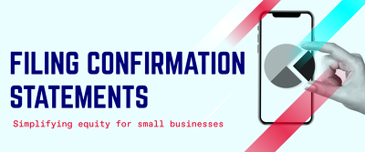 Submit confirmation statement to Companies House