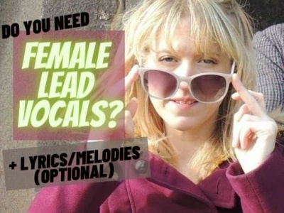 Put lead vocals on your song