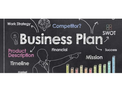 Develop business plan, marketing plan and 5 year financial plan
