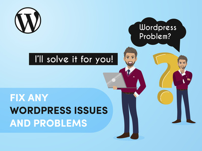 Do bug fix or customization on your wordpress site in 1 hour