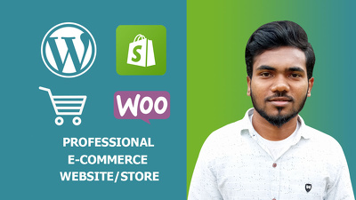 Create an Online ECommerce Store using WordPress and Woocommerce
