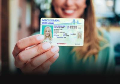 PROFESSIONAL ID DESIGN SELFIE HOLDING ID CARD