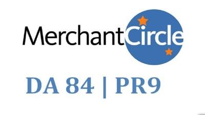 Write and publish a guest post on merchantcircle da80