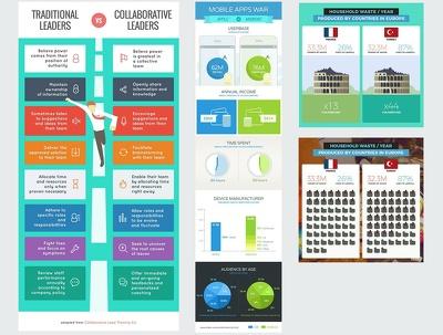 Custom & Professional Infographic Design