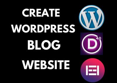 Create a WordPress autopilot or automated blog website, Autoblog