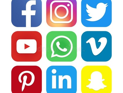 Manage two social media account for inrtoduce business in people