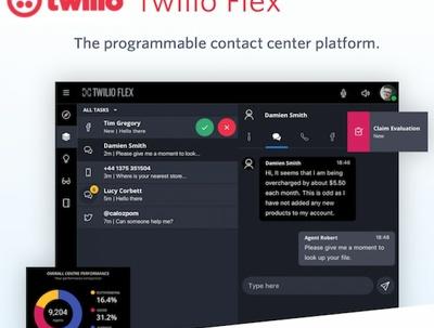 Build call center with twilio (per hour)