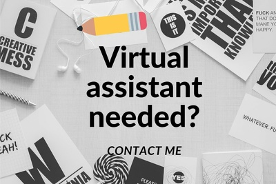 Be your virtual assistant for excel data entry for 1 hours
