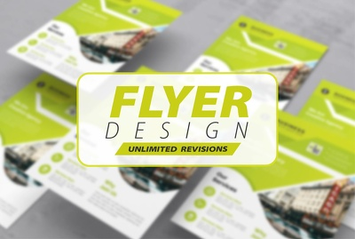 Create an awesome Business Flyer or Event Poster Design