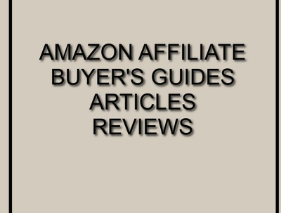 Write 1000 words buyers guide for amazon affiliate website