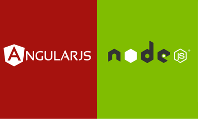 I will develop or update angular and NodeJS applications.