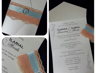 Design the perfect invitation for you