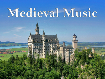 Create epic heroic medieval music, middle age (up to 2 mins)