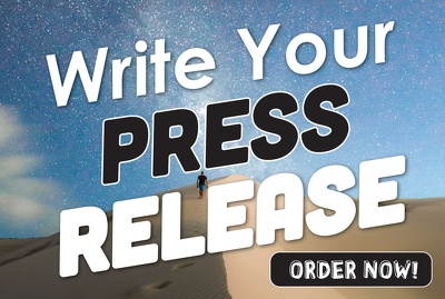 Write Professional and engaging press release upto 1000 words