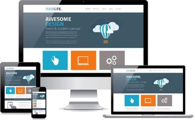 Design and develop a responsive wordpress website