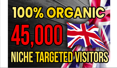 Drive Real UK Targeted Web Traffic