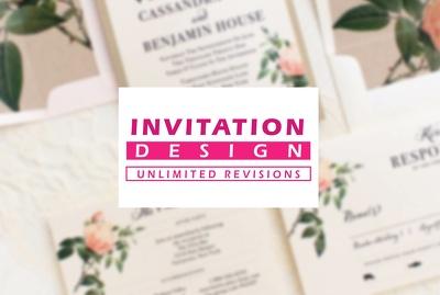 Create an Amazing Wedding Invitation Card, Greeting Card Design
