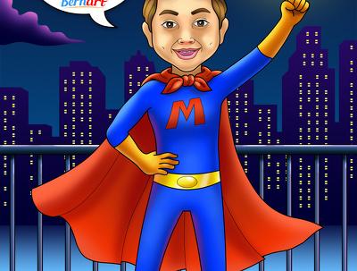 Create cover illustrations for children's books