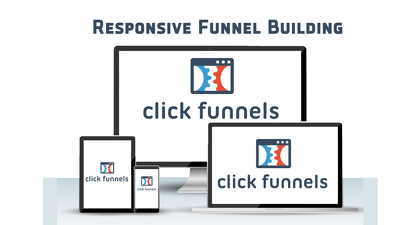 Build amazing funnels in clickfunnels