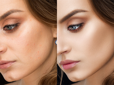 Professionally edit/retouch your images - 3 photos