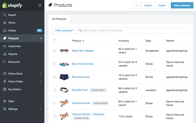 Upload products to your Shopify Store (50 Products)