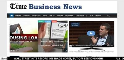 Write & post 1 Dofollow Link on Timebusinessnews.com DA35,