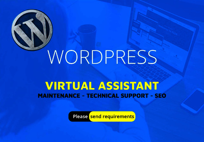 Be Your WordPress Virtual Assistant For 2 Hours
