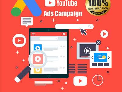 Professionally set up You tube Ads Campaigns With Google Ads