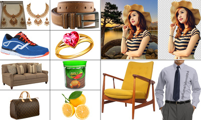 Professionally Remove Background 35 Photos by Clipping Path
