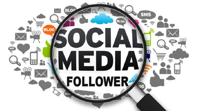 Promote your one social media profile our community 1000 people
