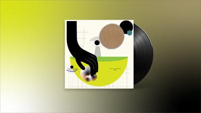 Design your album cover art or music artwork