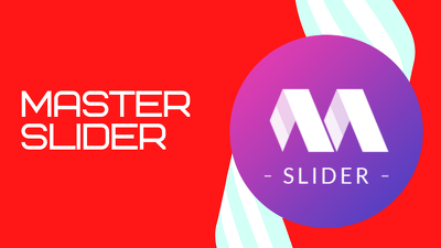 Design Revolution slider, Smart slider 3, Master slider website