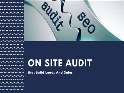 Complete on site in depth technical audit with fixing suggestion