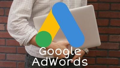Setup a Google ads campaign