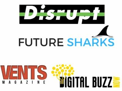 Publish on DISRUPT MAGAZINE, FUTURE SHARKS, VENTS MAGAZIN, Influ